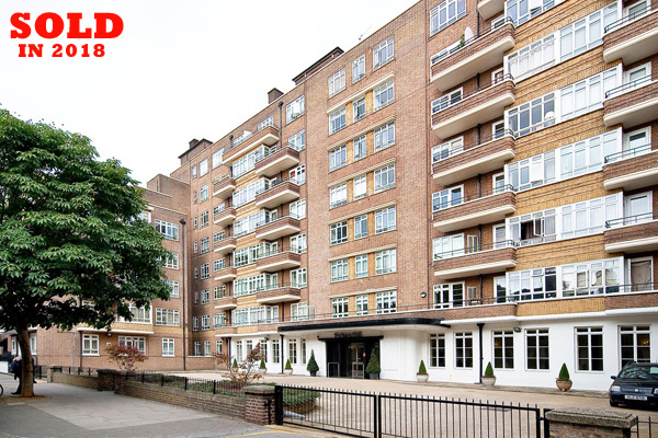 PORTSEA HALL, HYDE PARK, W2 £365,000 Sold