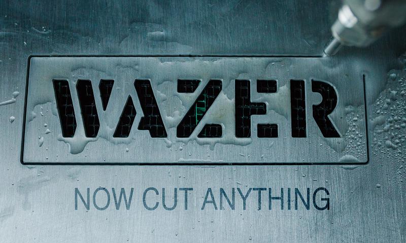 waterjet Wazer