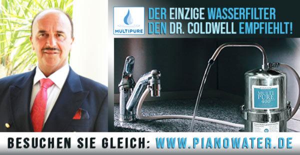 Der EINZIGE Wasserfilter, den Dr. Coldwell empfiehlt