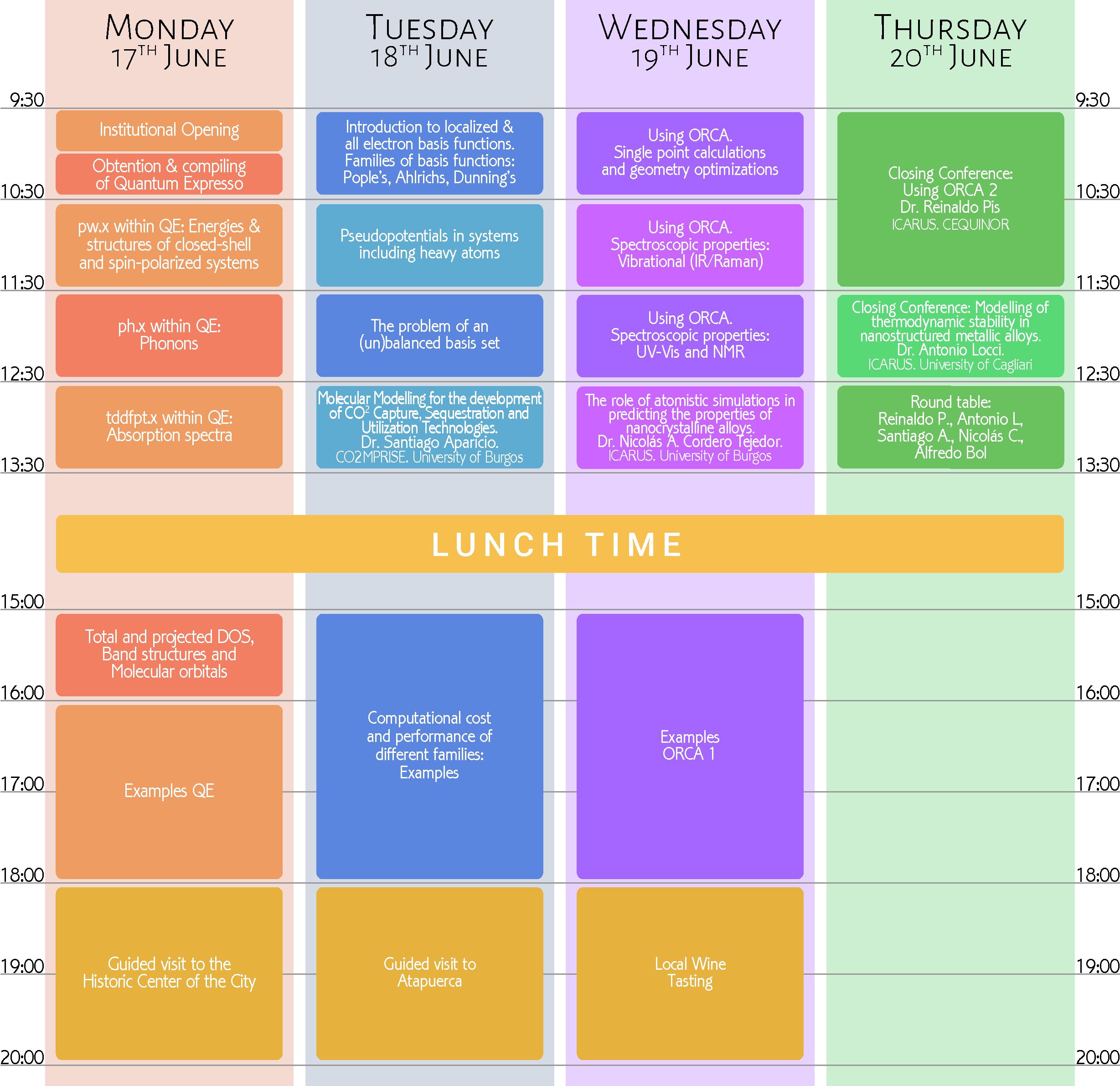 Agenda 2DMaterials