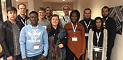 South African Student Cluster Challenge Team Visits TACC