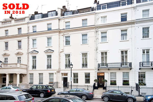 CHESHAM PLACE, BELGRAVIA, SW1 £1,790,000 Sold