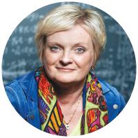 Ms. Lena Gothberg