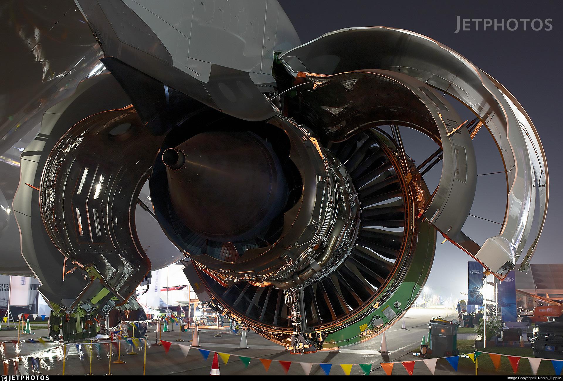 Open GE-Nx engine