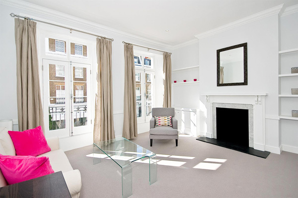 SYDNEY STREET, CHELSEA, SW3. £535 per week Available Fees apply 1 bedroom Apartment  Furnished