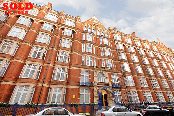 BICKENHALL MANSIONS, MARYLEBONE, W1 £2,850,000 Sold