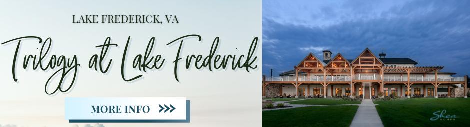 Trilogy® at Lake Frederick by Shea Homes - Lake Frederick, VA
