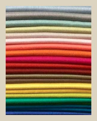 all colors meditation shawls