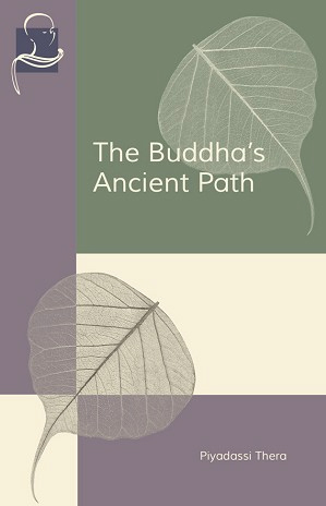 Cover Buddha's Ancient Path