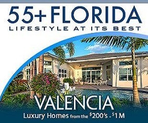55+ Florida Lifestyle at It's Best