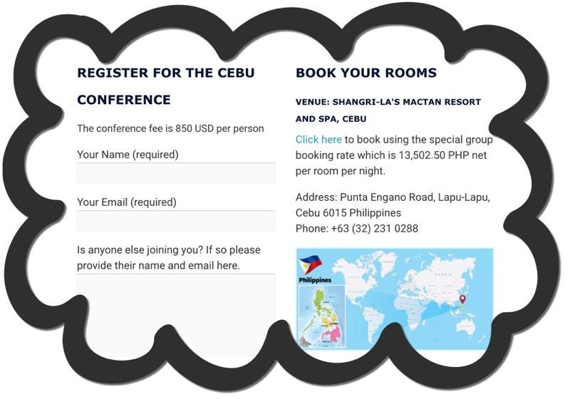 Register for Cebu