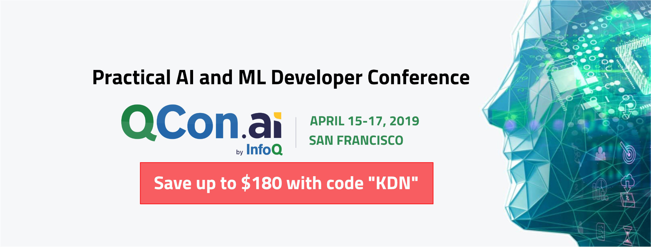 QCon ai San Francisco: Applied AI Software Conference for