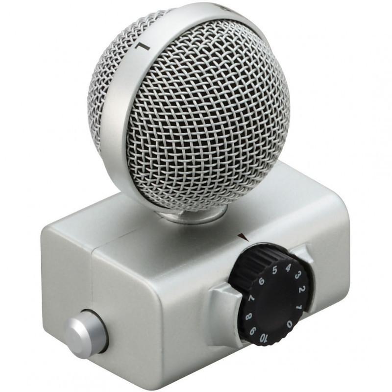 ZOOM MSH-6 Cápsula de micrófono Mid-Side para grabadoras H5, H6, Q8U-44, F4 y F8