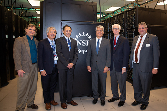 TACC Boosts U.S. Science with Largest Academic Supercomputer in the World