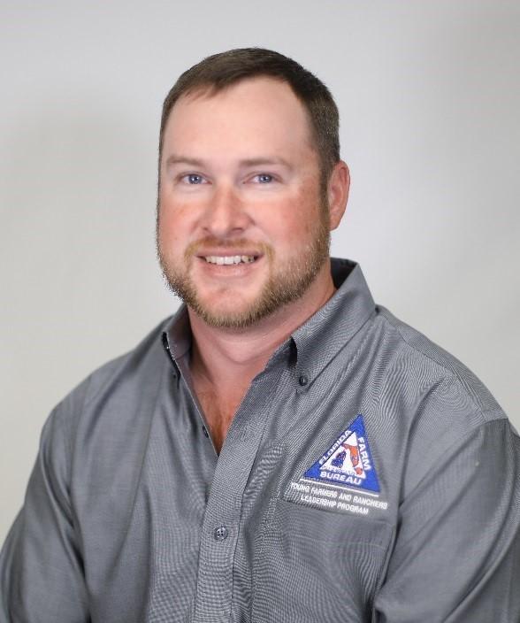 Adam Cook, YF&R Class President 2018-2020
