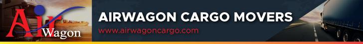 Airwagon Cargo Movers Kenya Banner