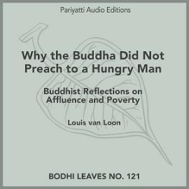 Cover Buddha-Hungry man
