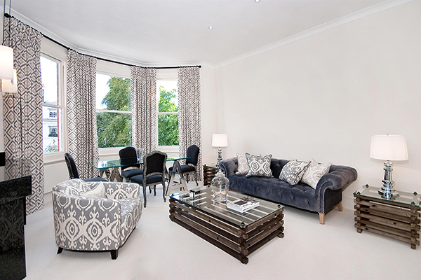 EGERTON GARDENS, KNIGHTSBRIDGE, SW3 £725 per week Available Fees apply 1 bedroom Apartment  Furnished