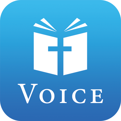 The Voice translation icon