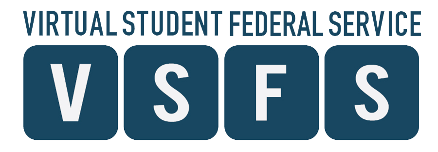 Virtual Student Federal Service Logo