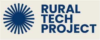 Rural Tech Project Text Logo