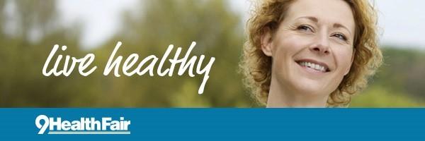 9Health Fair The path to healthy living