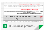 COSCO Business Promotion