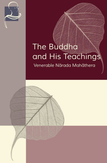 Cover Buddha and his Teachings