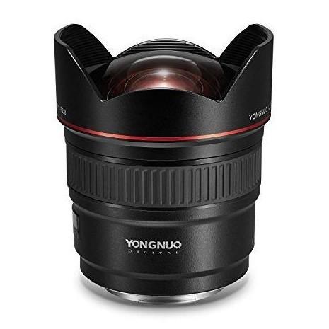 Lente Yongnuo 14mm Apertura 2.8 Para Nikon o Canon