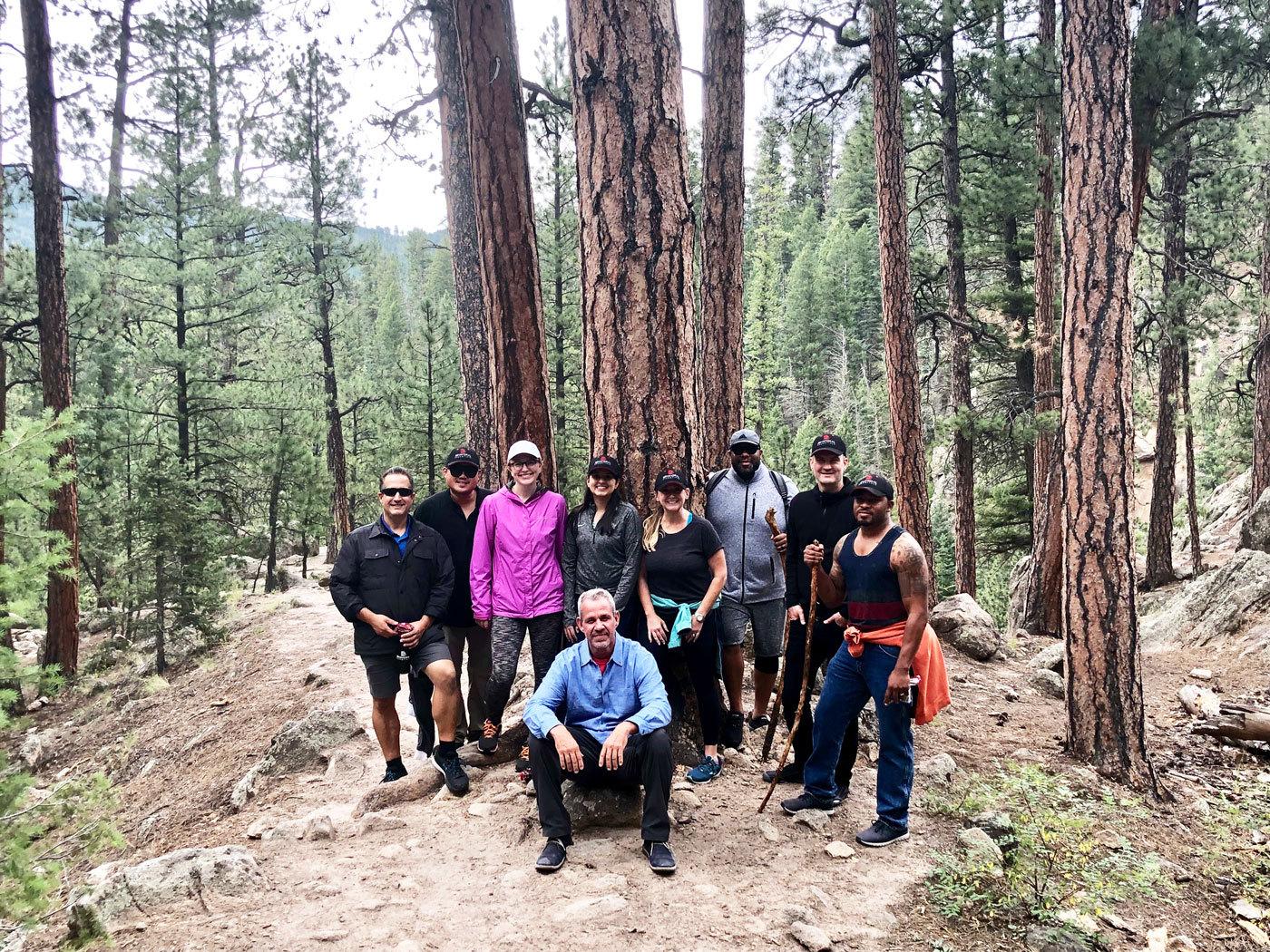 coaching certification retreat group