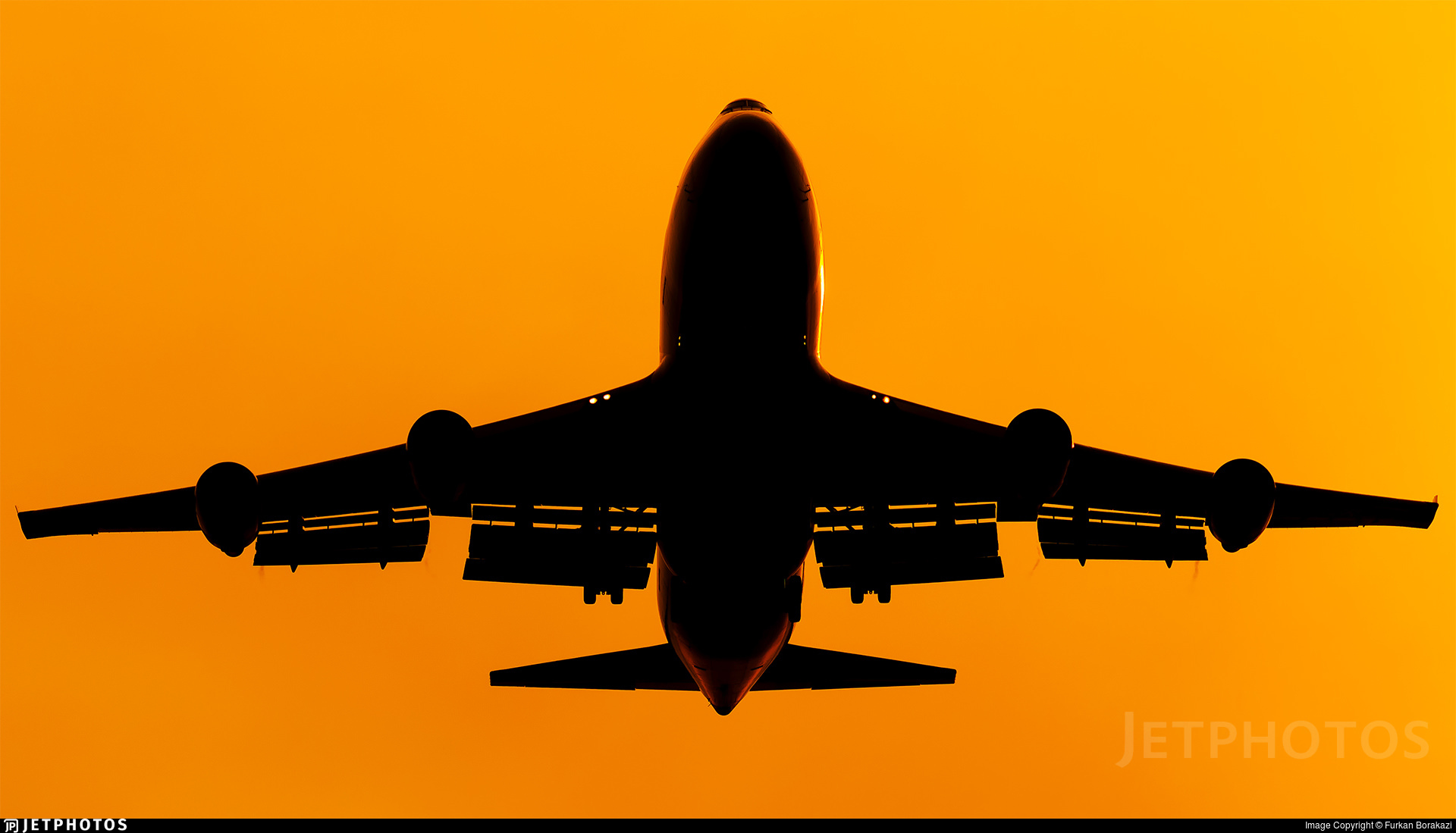 A ACT Airlines 747