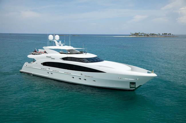 Finish Line Yacht Charter