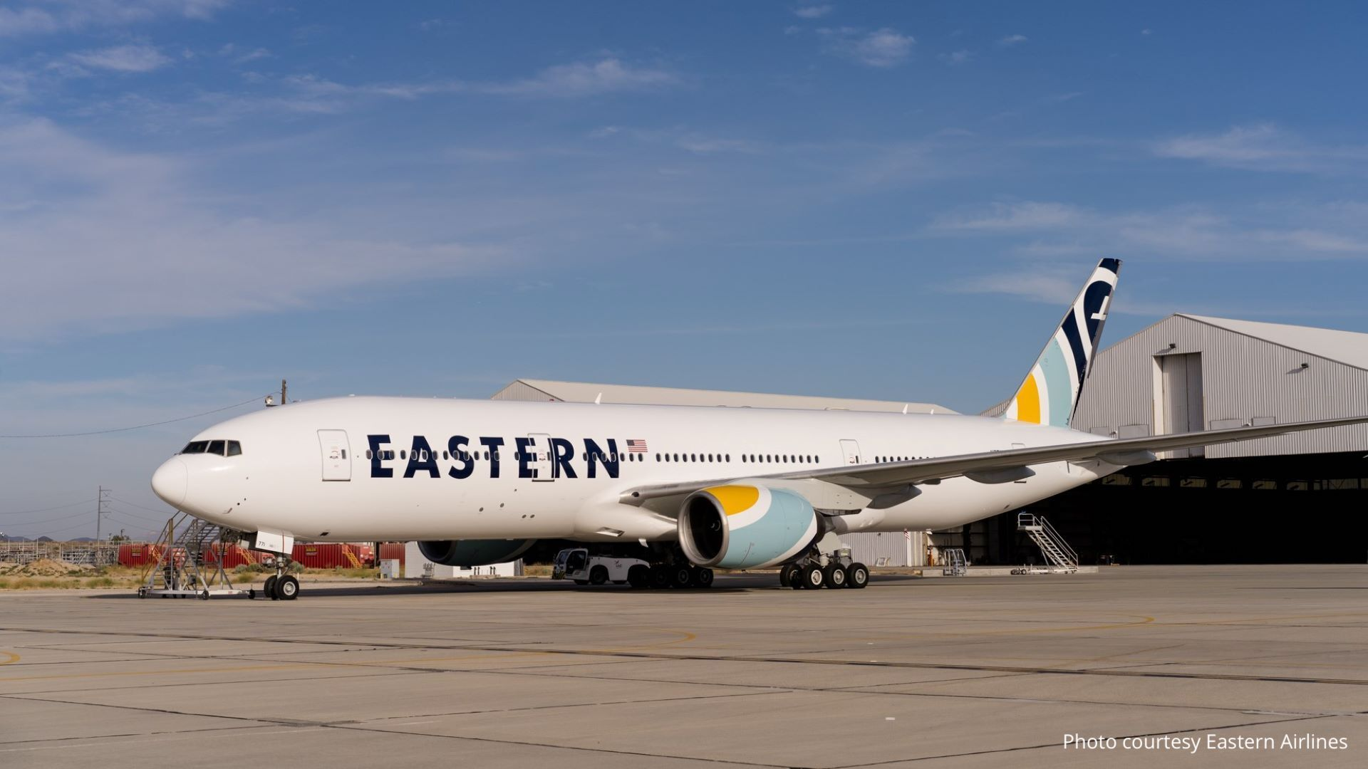Eastern Airlines 777