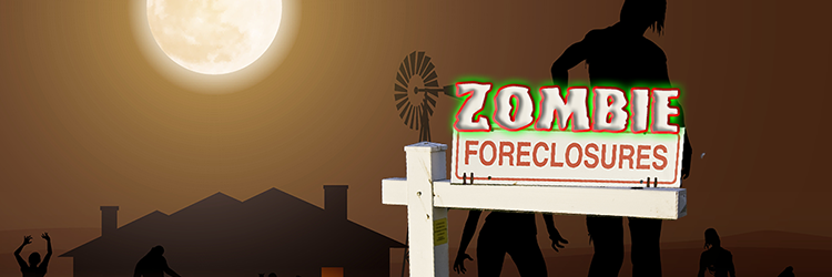 How to Make Money With Zombie Foreclosures