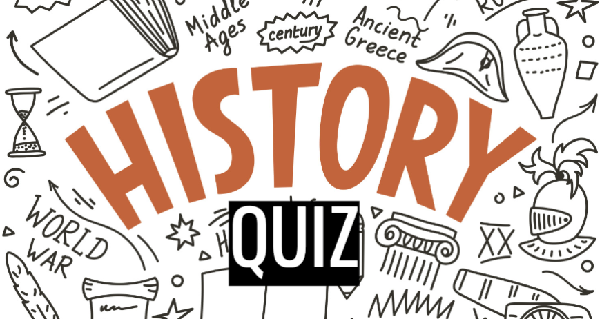 Conquer This History Quiz!
