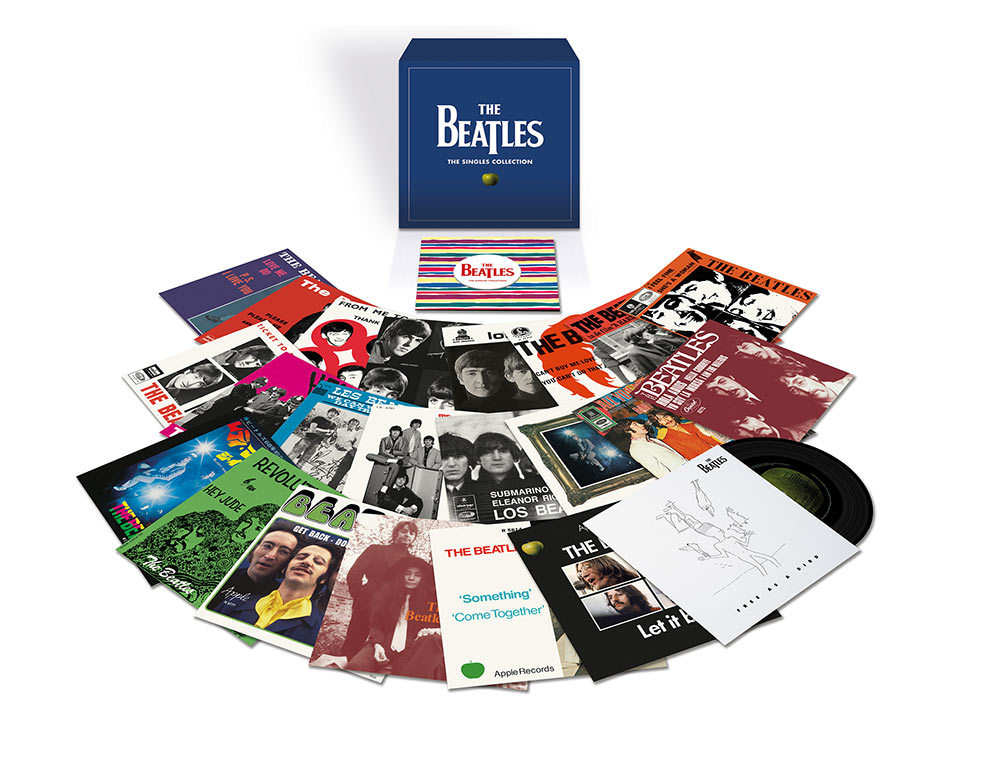 The Beatles Singles Collection