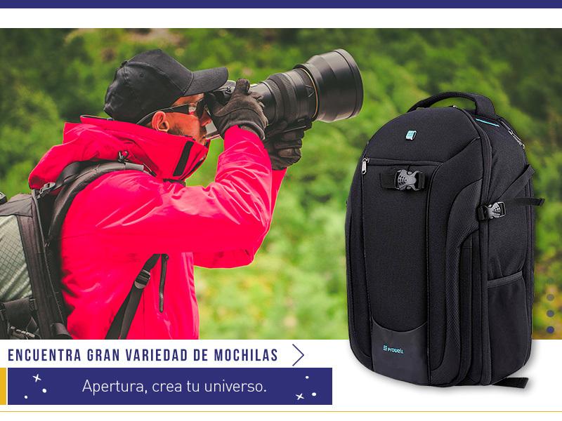 Encuentra gran variedad de mochilas en Apertura.cl