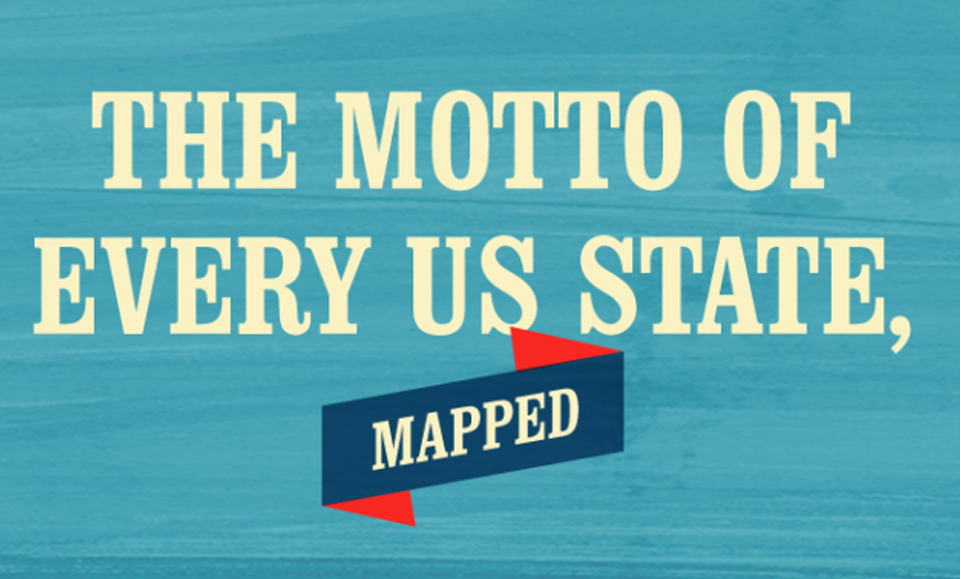 Can You Identify US States By Their Motto?