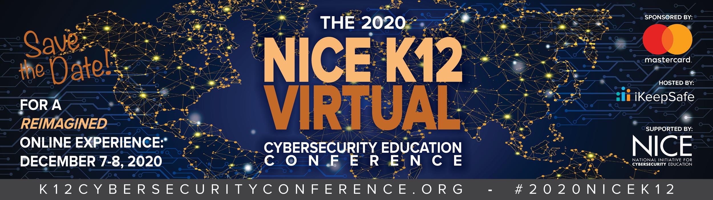 NICE K12 Conference Banner