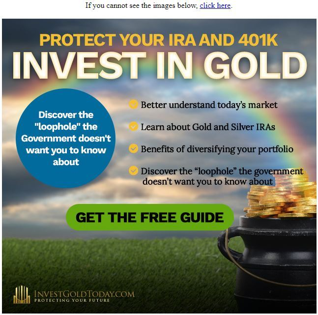 Start a gold IRA in 3 easy steps