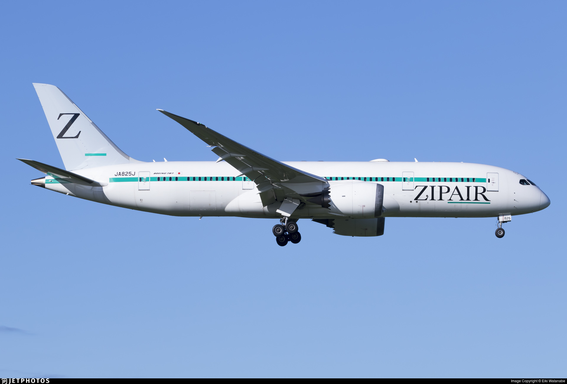 ZipAir 787