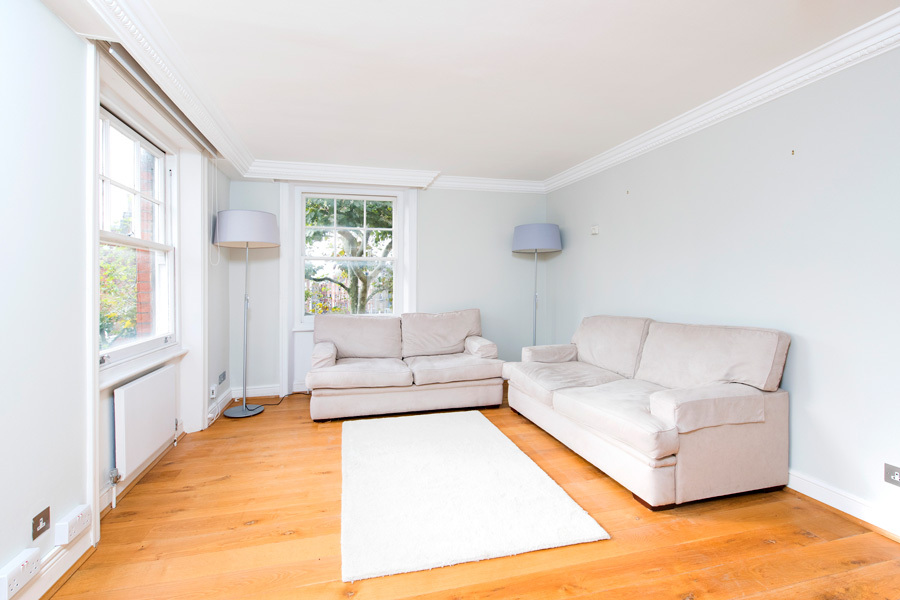 COLLINGHAM GARDENS, SOUTH KENSINGTON, SW5 £570 per week, 2 bedroom Apartment  Furnished