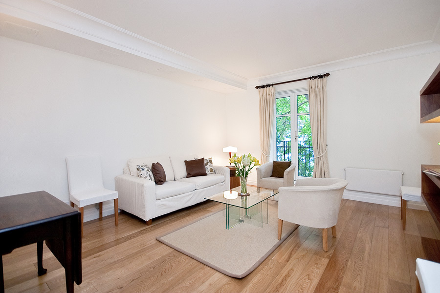 KENSINGTON GREEN, KENSINGTON, W8 £550 per week, 1 bedroom Apartment ,Furnished