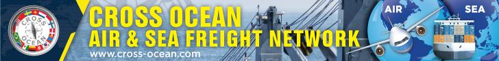 Cross Ocean - Air & Sea Network