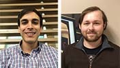 Welcome, Joshua Urrutia and Collin Weir to TACC!