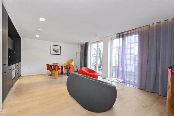 ABBEY ROAD, ST JOHN'S WOOD, NW8 £580 PW  2 BED APARTMENT