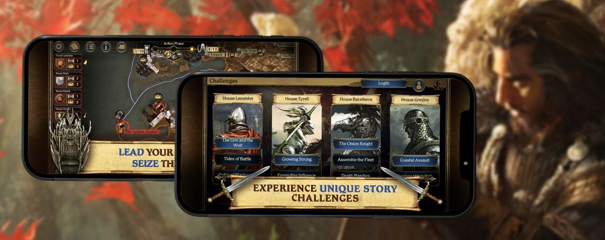 Discover the experience on your mobile devices