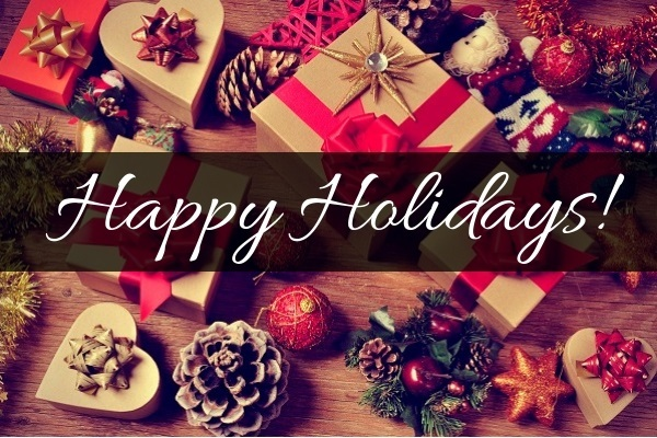 Happy Holidays from ActiveAdultLiving.com