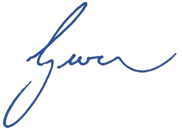 Gwen's Signature