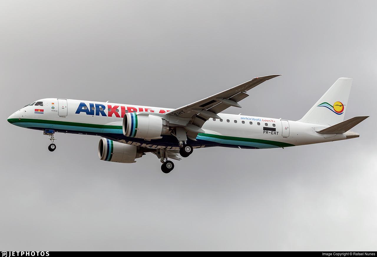1st Air Kiribati E190-E2
